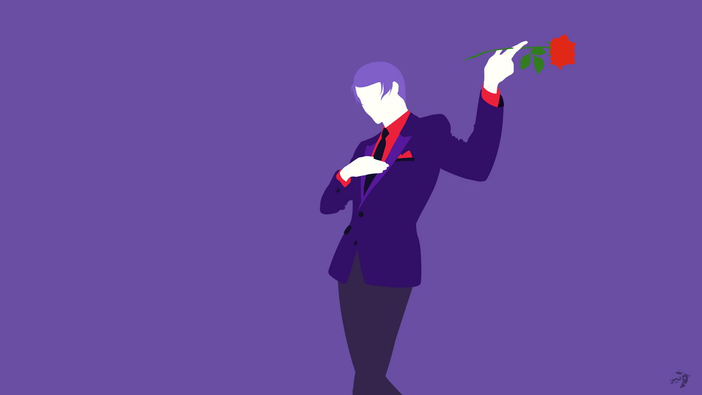 Tokyo Ghoul Minimalist Anime By