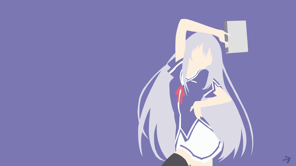 Masuzu Natsukawa | OreShura Minimalist Anime by Lucifer012 ...