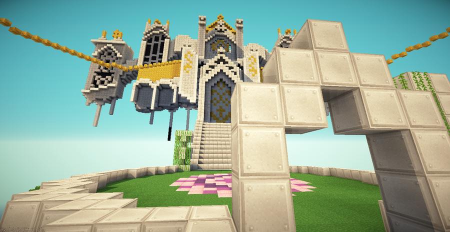 Minecraft Kingdom Hearts: Land of Departure by Zimfan508 on DeviantArt