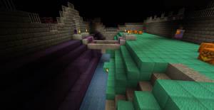 Minecraft Kingdom Hearts: Halloween Town - Graves