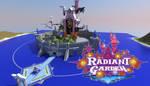 Minecraft Kingdom Hearts: Radiant Garden