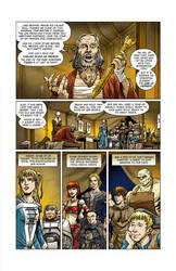Good Intentions - page 1 color by genekelly