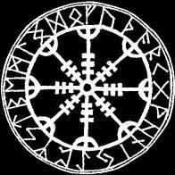 Aegishjalmur Runewheel by kalter-stahl