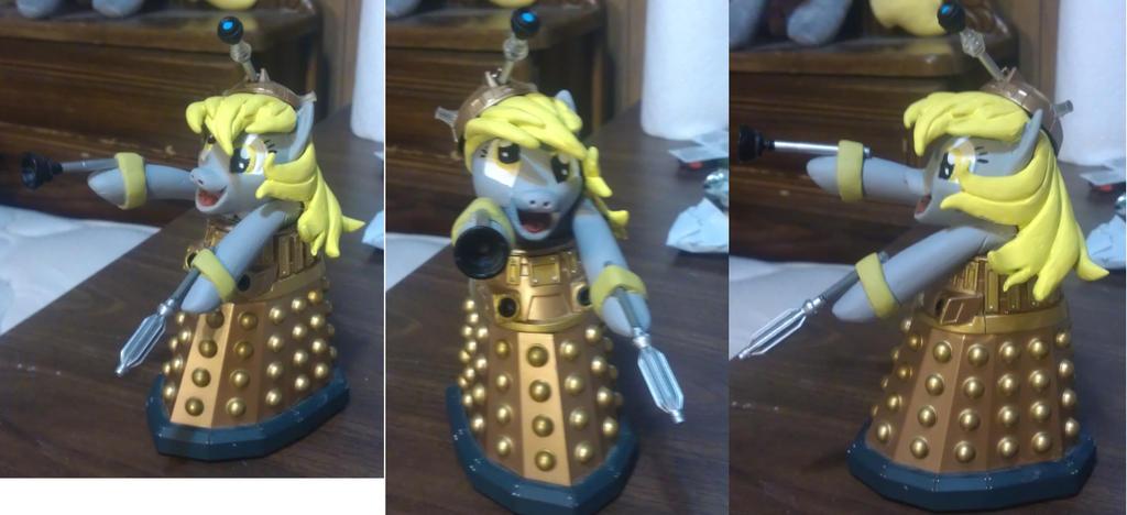 Dalek Derpy by rcc59