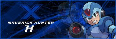 Maverick Hunter X Sig By ShinobuRaiu