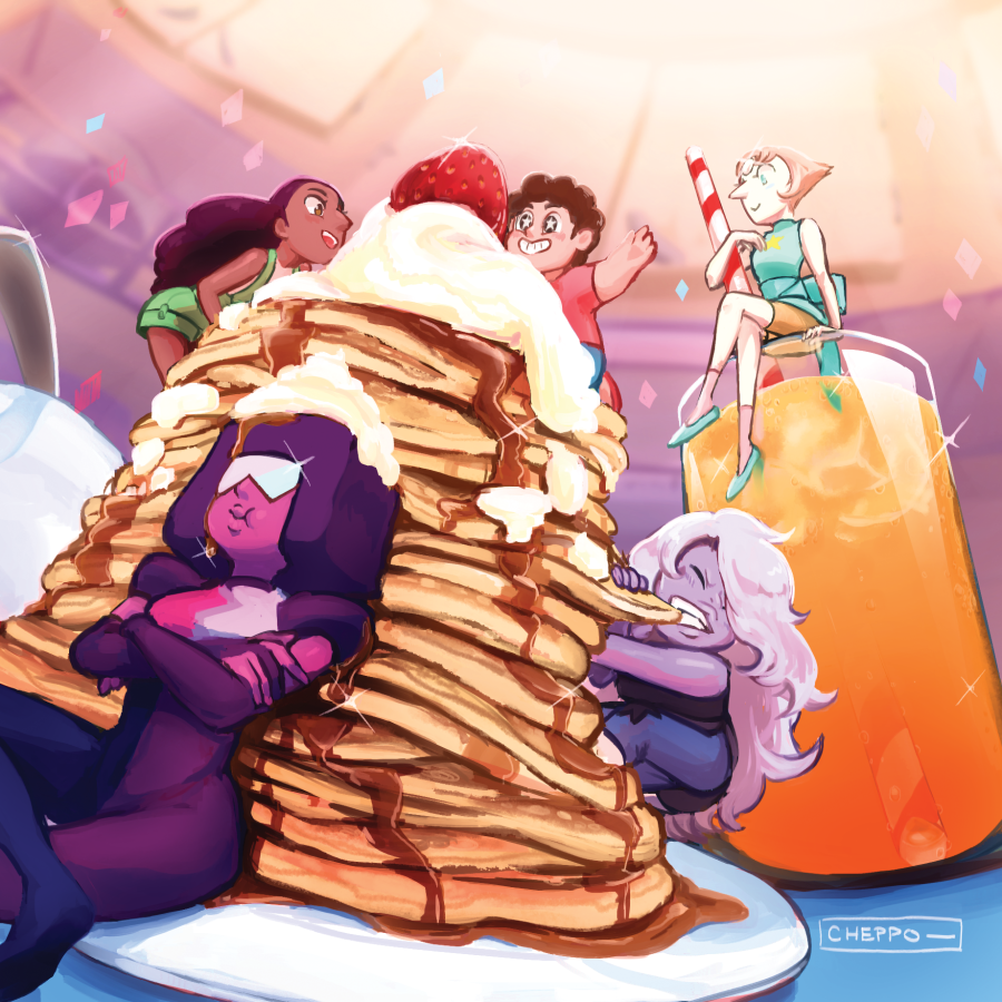 together breakfast by Cheppoly