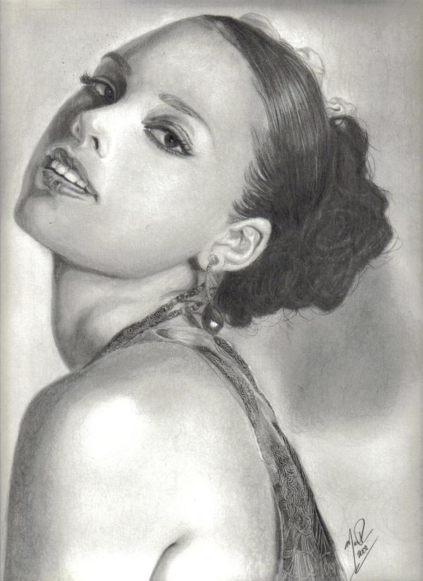 Alicia Keys by mattyrich