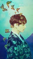 Jungkook  Butterflies