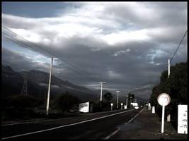 En el camino by Edge-Suizo