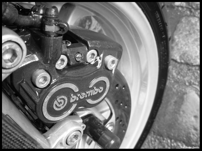 Brake by Edge-Suizo