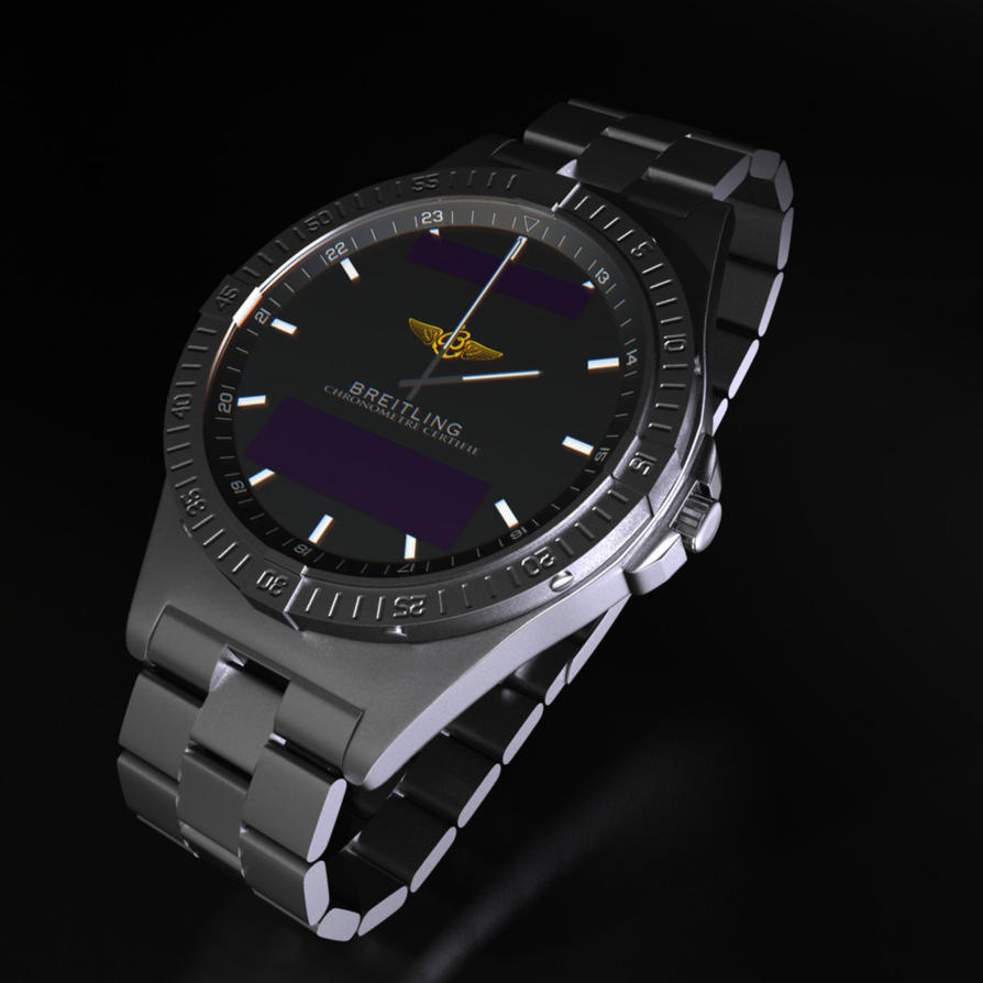 Breitling Aerospace by Edge-Suizo