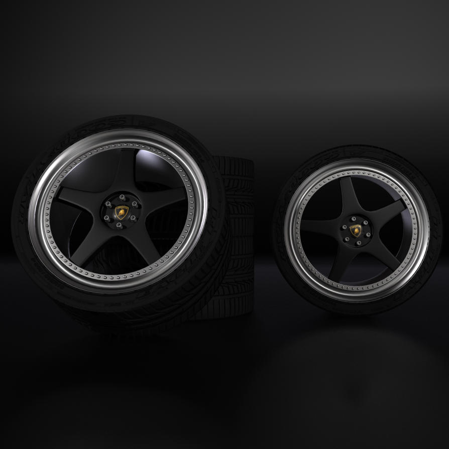 Diablo SV Rims by Edge-Suizo