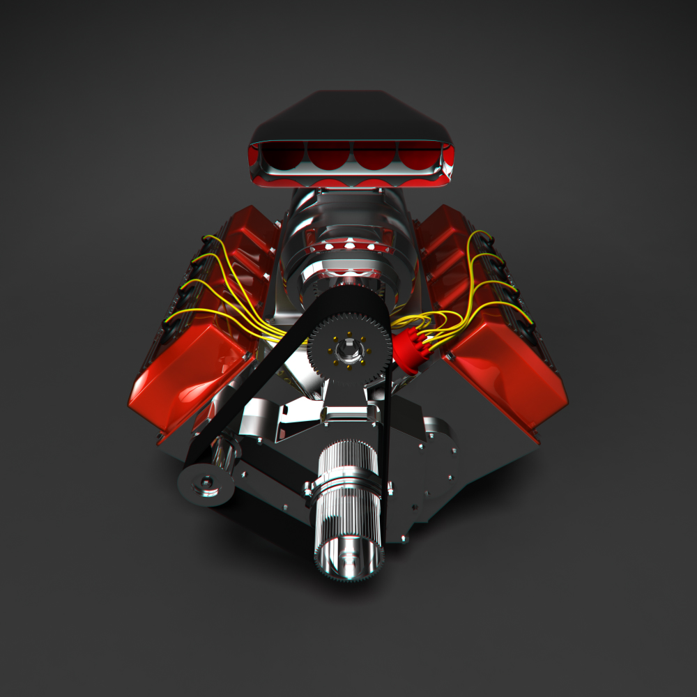 Engine WIP by Edge-Suizo