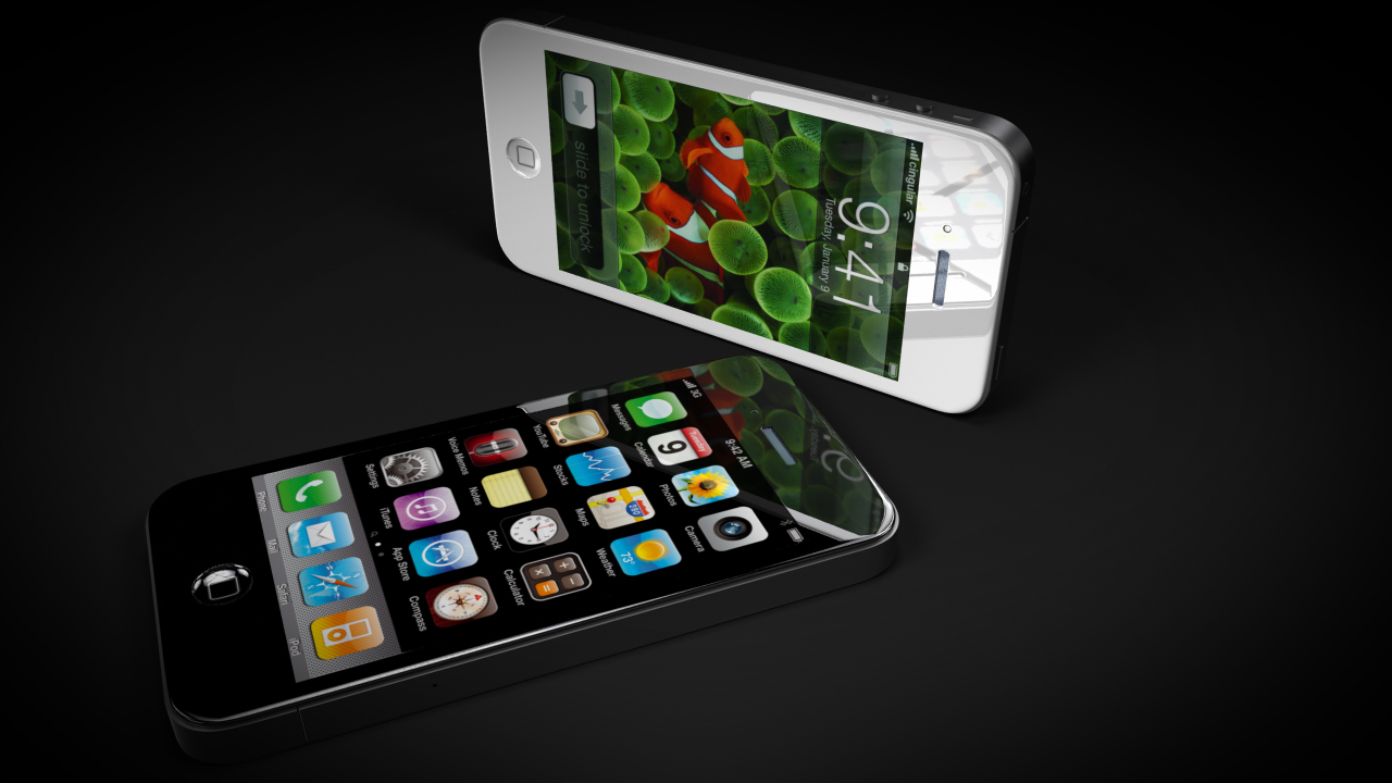 Iphone 4 by Edge-Suizo