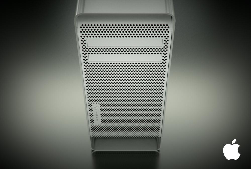 Mac Pro by Edge-Suizo