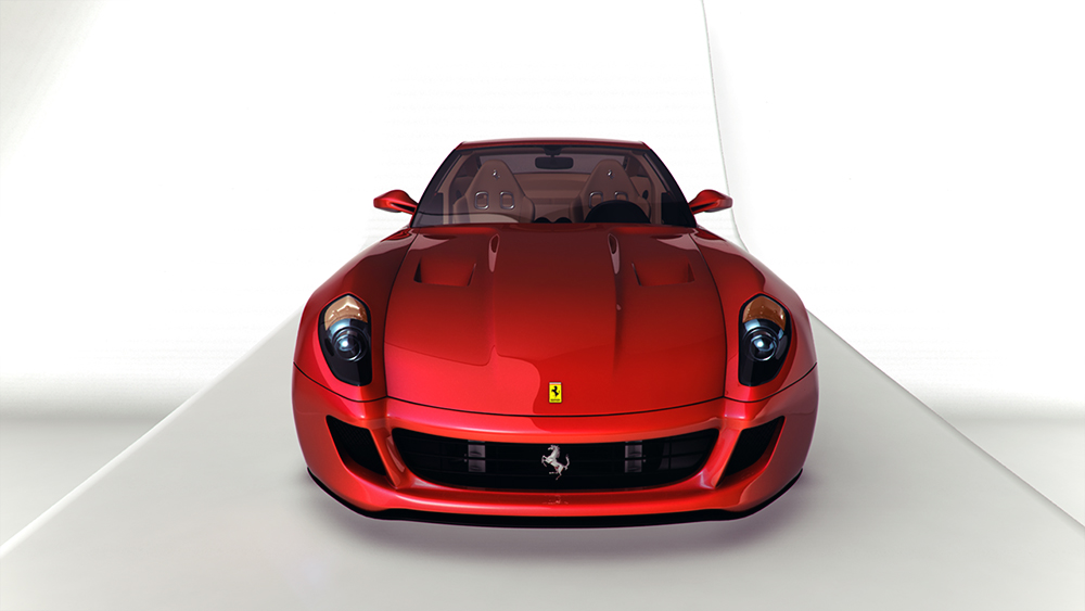 Ferrari 599 by Edge-Suizo