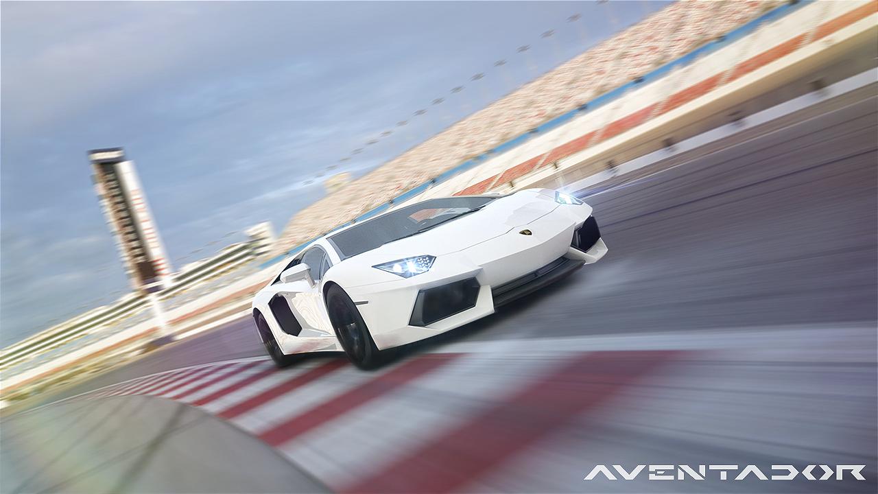 Lamborghini Aventador by Edge-Suizo