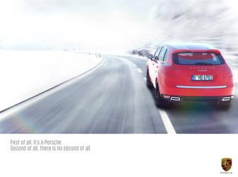 Porsche Cayenne by Edge-Suizo