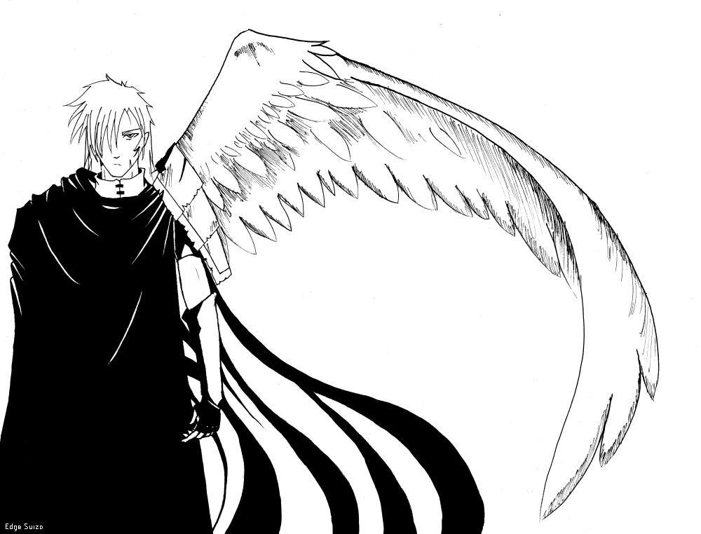 The Second Angel by Edge-Suizo