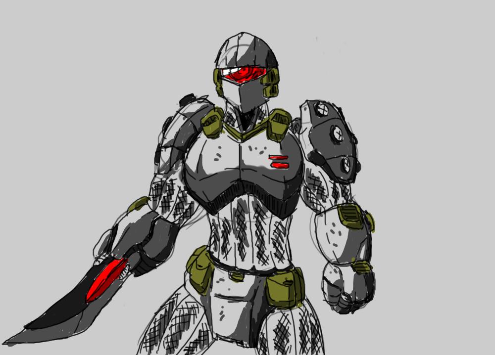 Proto1 by GoreReptil