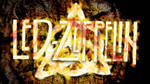 Led Zeppelin Wallpaper (with speedpaint!)