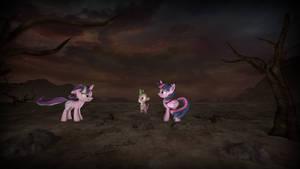 [SFM] [MLP] The Barren Wasteland of Equestria by ImAFutureGuitarHero