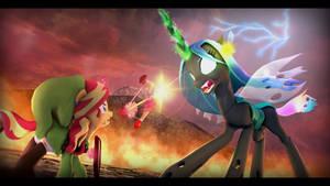 [SFM] [MLP] The Final Battle by ImAFutureGuitarHero
