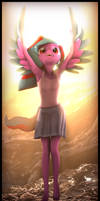 [SFM] [MLP] Spread Your Wings by ImAFutureGuitarHero