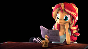 [SFM] [MLP] An EQG's Guide To Anthro