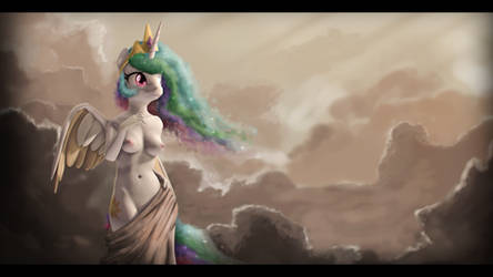 [SFM] [MLP] Goddess Celestia by ImAFutureGuitarHero