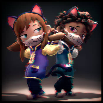 [SFM] [AHiT] Cat Criminals