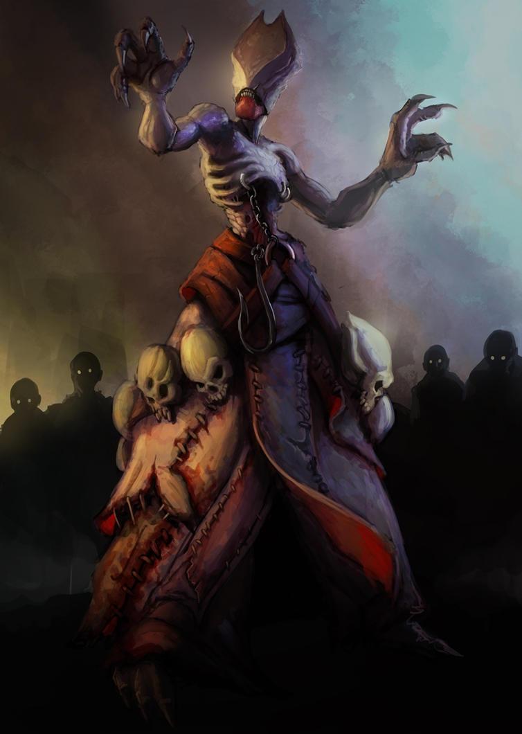 Let's do Doom Pt2: Archvile by Mechanubis