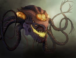 Let's do Doom pt3: Cacodaemon by Mechanubis