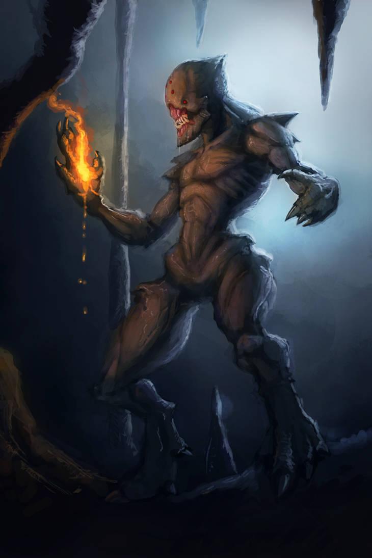 Let's do Doom pt7: Imp by Mechanubis