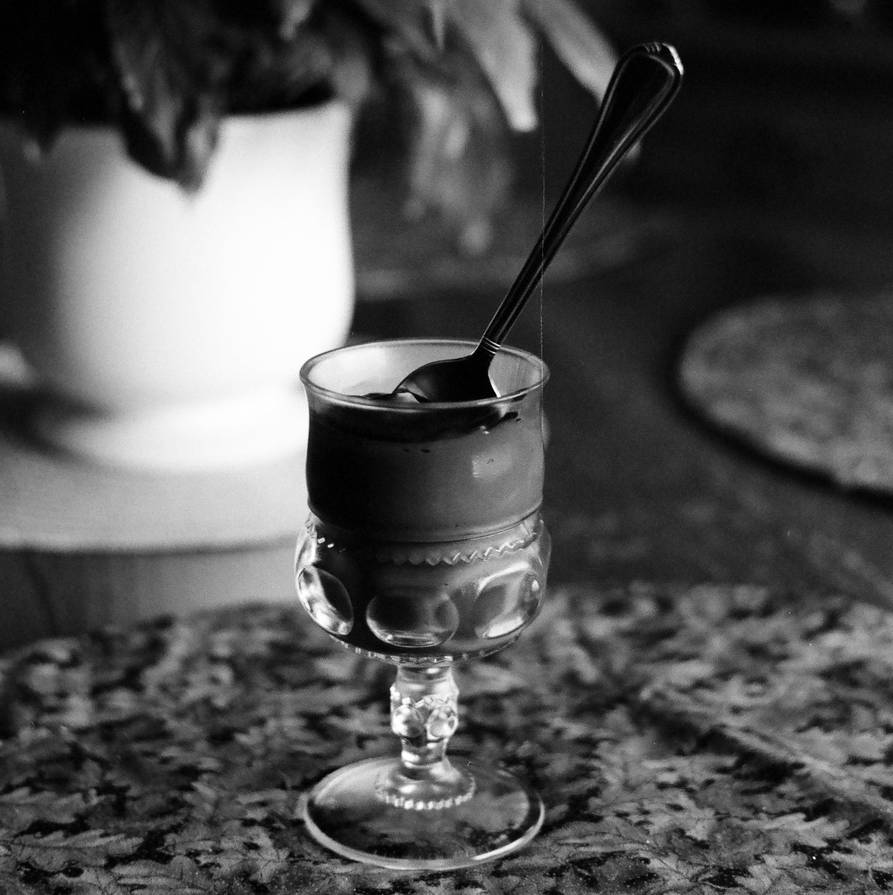 Pudding Cup by AureliusWalker
