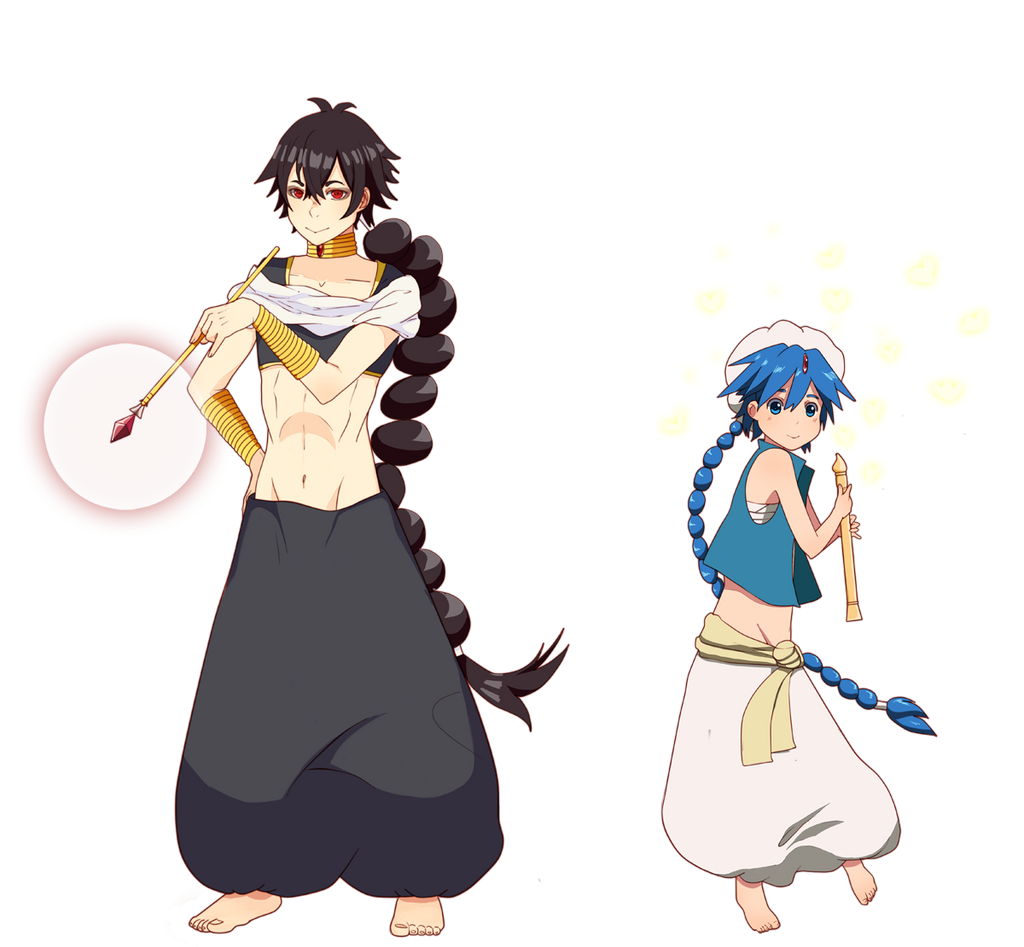 judal and aladdin by chocohal on deviantart