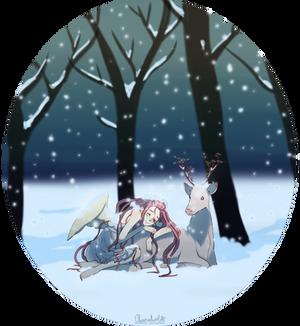 Snow's Night