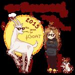 2015 Fabulous Goat!