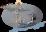 Annunciation (Gabriel and Mary )