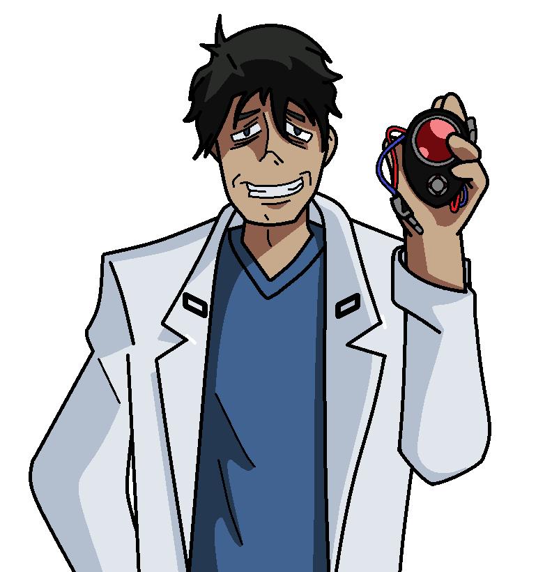 Doctor Black by Riptor25