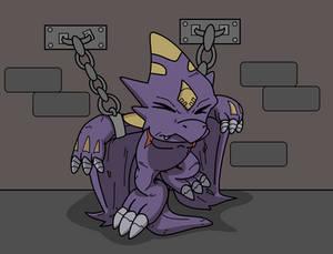 Monodramon, Prisoner of Blackout