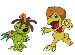 Digimon April Fools!