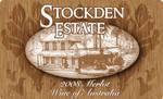 Stockden Estate Wine Label