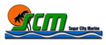 Sugar City Marine Logo