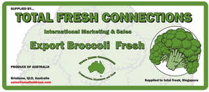 Broccoli Label