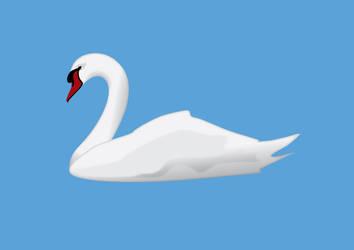 Vector Swan by Titaniumfx