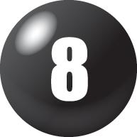 Vector 8 Ball by Titaniumfx