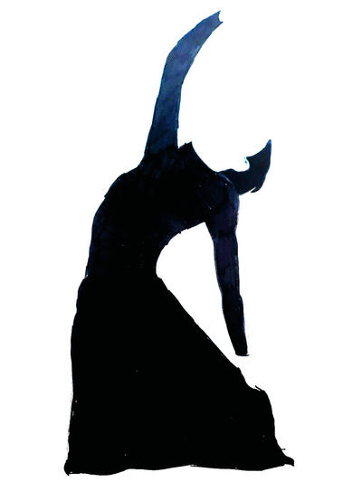 Minimalist Johnny Weir by GuessMyGame