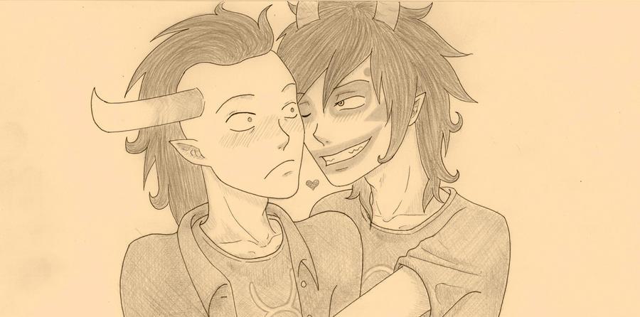 PBJ__lets make out a little by Hatsumiyo-momichi