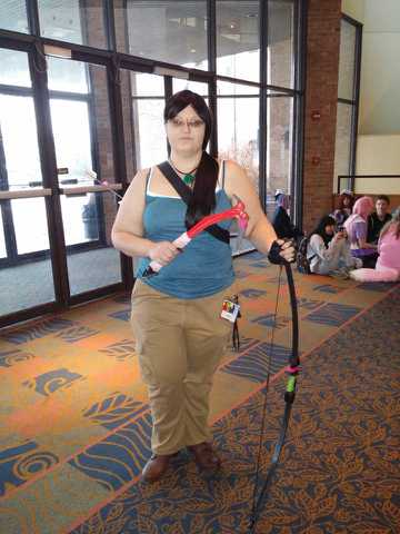 Lara Croft by Beatlesluver56